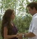 Anahi gaba primeras escenas con Carlos Ponce