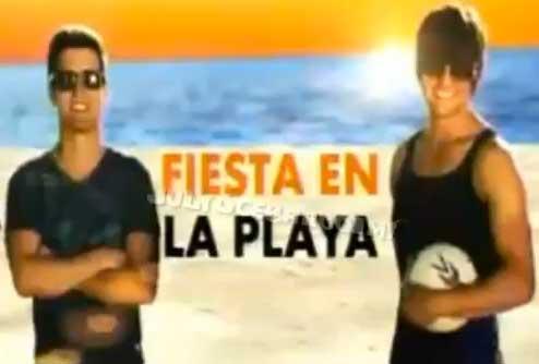 Big Time Rush Fiesta en la Playa