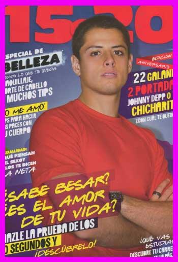 Chicharito en Revista 15 a 20