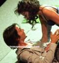 Ilse Salas y Diego Luna en Cock