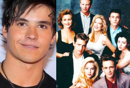 Eleazar Gómez en versión mexicana de Beverly Hills 90210