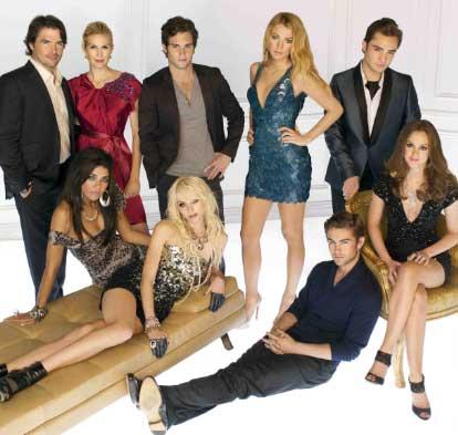 Cuarta temporada de Gossip Girl por Glitz* - TV y Espectáculos