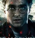 Harry Potter poster oficial Las reliquias de la muerte 2.