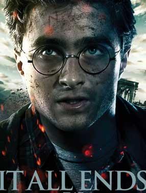 Pósters de Harry Potter y las Reliquas de la Muerte II