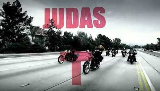 Video Judas de Lady Gaga