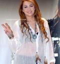 Miley Cyrus en conferencia en México