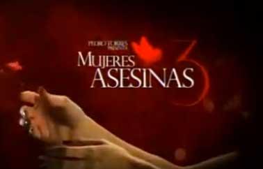 Dulce María en Eliana Cuñana de Mujeres Asesinas 3 esta noche