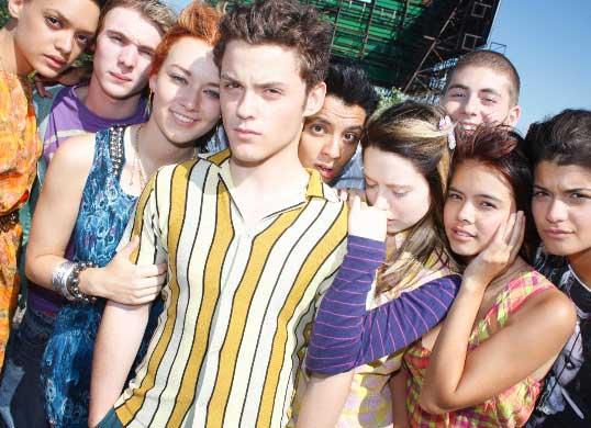 Skins llega a MTV Latimoamérica el 15 de mayo