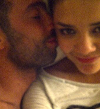 Yuridia y Mario Domm nuevamente juntos