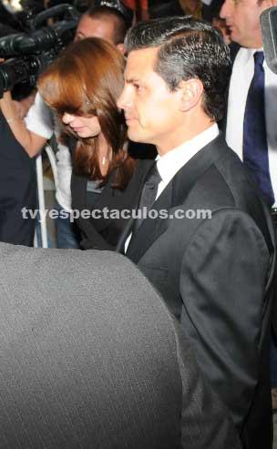 Angélica Rivera despidió a su papá y agradeció el apoyo recibido