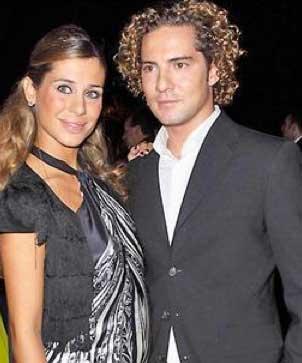 David Bisbal y Elena Tablada se separan