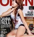 Danna Paola en portada de Open