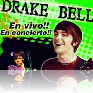 Drake Bell regresa a México