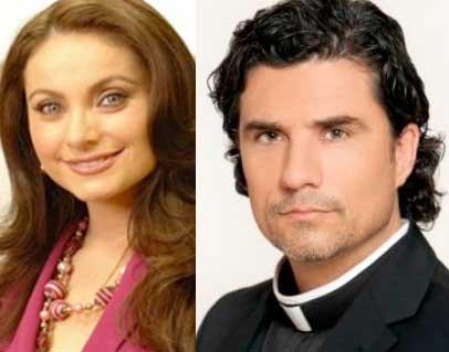 Elizabeth Álvarez y Diego Olivera protagonizarán la nueva telenovela de Lucero Suárez