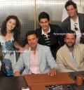 Se reúne elenco de Esperanza del Corazón