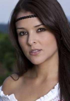 Grettel Valdez en Amorcito Corazón