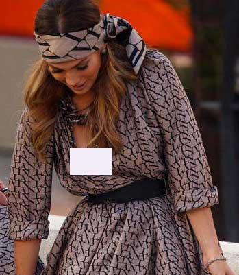 Jennifer Lopez muestra de más