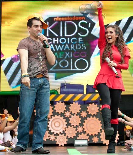 Kids' Choice Awards 2011 en México