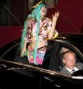 Lady Gaga en Paris