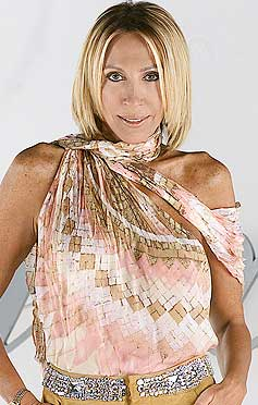 Cumple 100 programas Laura Bozzo en Televisa