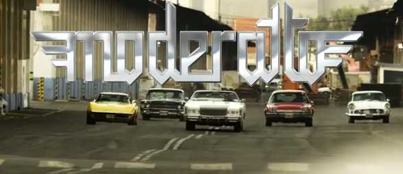 Video Autos Moda y Rock and roll de Moderatto