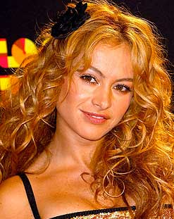 Arrestan a Paulina Rubio
