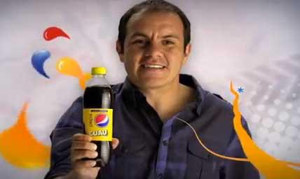 Cuauhtémoc Blanco cuenta con su refresco