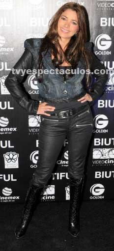 Pilar Montenegro en Playboy