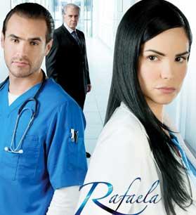 Finalizan las grabaciones de Rafaela