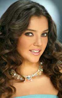 Sara Maldonado protagonizará telenovela en Cadena Tres