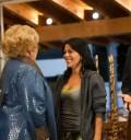 La Guzmán y Silvia Pinal en Una Familia con Suerte