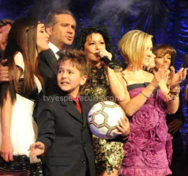 Silvia Pinal se une a Una Familia con Suerte
