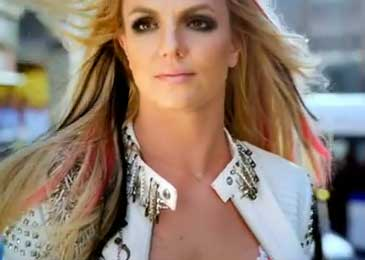 Avance del video I Wanna go de Britney Spears