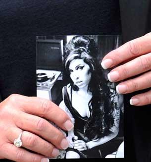 Creman cuerpo de Amy Winehouse