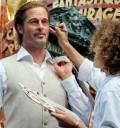 Brad Pitt de cera