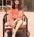 Selena Gomez en ELLE Agosto 2011