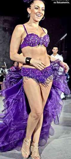 Ivonne Montero protagoniza La doble Moral, Danzón musical