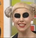 Lady Gaga Oso Panda