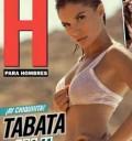 Tabata en portada de Revista H