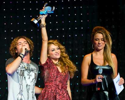 Premios Telehit 2011 se realizarán el 17 de noviembre en Cancún
