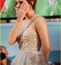 Emma Watson en Alfombra roja de Harry Potter