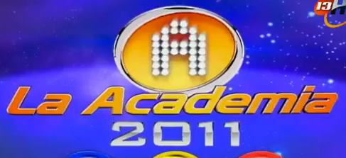 Este domingo inicia La Academia 2011