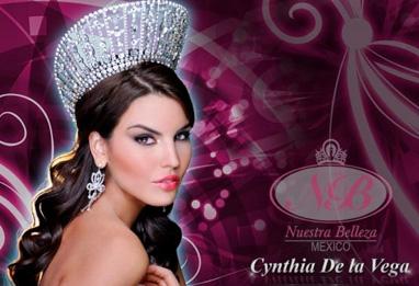 Cynthia de la Vega ya no concursará en Miss Mundo como representante de México