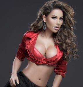 Gaby Ramírez graba disco