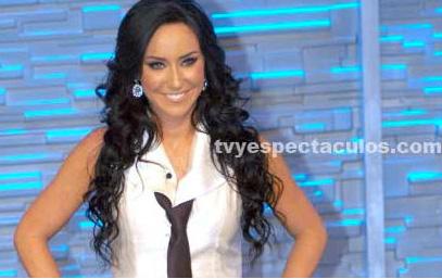 Inés Gómez Mont espera gemelos