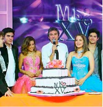 Telenovela Miss XV lanzará al grupo musical EME15