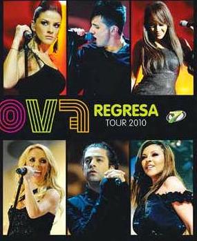 OV7 el 20 de octubre en Auditorio Nacional