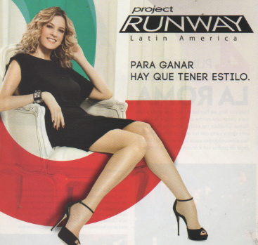 5 de septiembre inicia Runway Latin America con Rebeca de Alba