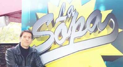 La Sopa nuevo programa de Eduardo Videgaray