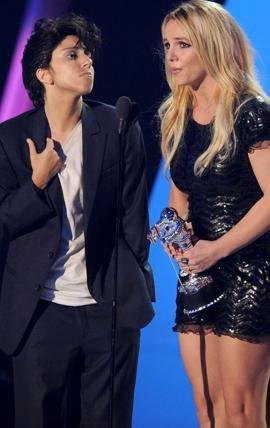 Ganadores de los MTV VMA 2011